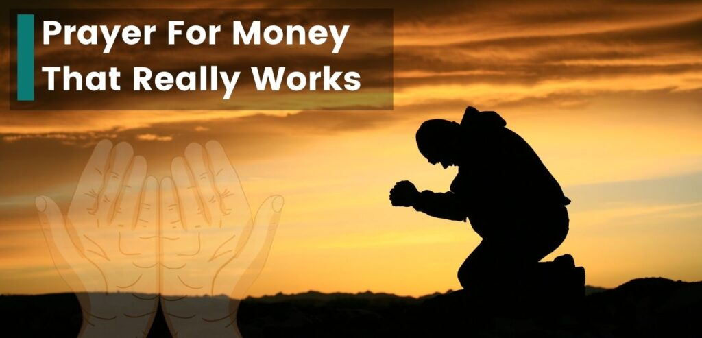 Prayer For Money That Really Works