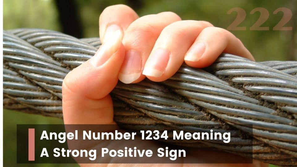 Angel Number 1234 Meaning
